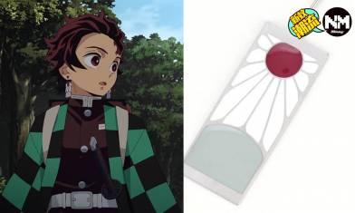 《鬼滅之刃》炭治郎經典耳環 日本Animate已公開預訂