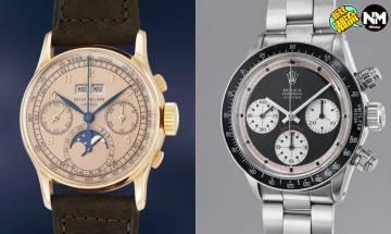 Rolex Daytona排第幾? 2020年鐘錶最高拍賣成交價排行榜