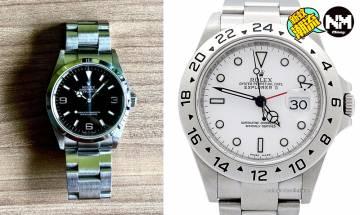 2021年最受歡迎入門級二手名錶排行榜 Rolex究竟霸佔幾多位?