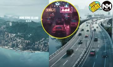 賽車遊戲神還原香港街道 東廊、貨櫃碼頭多個景點真實重現
