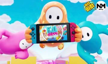 【Switch】《糖豆人:終極淘汰賽》夏天登陸 破壞友情遊戲 支援60人大混戰