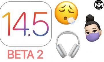 【iOS 14.5 beta 2】Apple iOS 14.5 beta 2推出14款新emoji和Memoji 新圖案追上潮流!