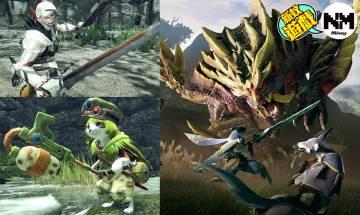 人魚龍、河童怪、傘鳥 《魔物獵人:崛起》新裝備搶先睇