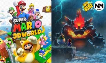 《Super Mario 3D World》8大技巧懶人包 必學:無限生命、隱藏關卡