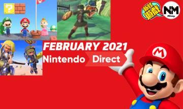 《漆彈大作戰3》等多款遊戲最新消息 Nintendo Direct發布會懶人包