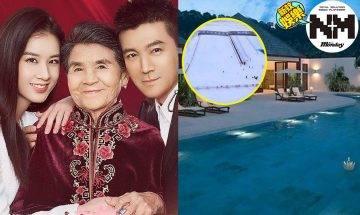 黃聖依夫家百人大家族 宮廷式超大豪宅曝光 仲有Villa式泳池!