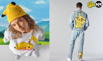 Levi's x POKÉMON聯乘系列香港開賣 向Pokémon 25週年致敬