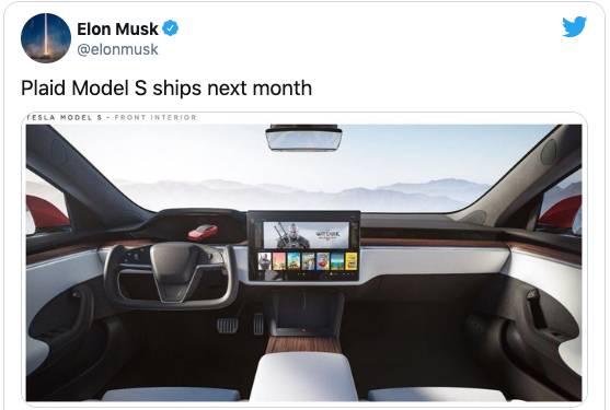 【點石成金Elon Musk】實測車上出現多款遊戲。