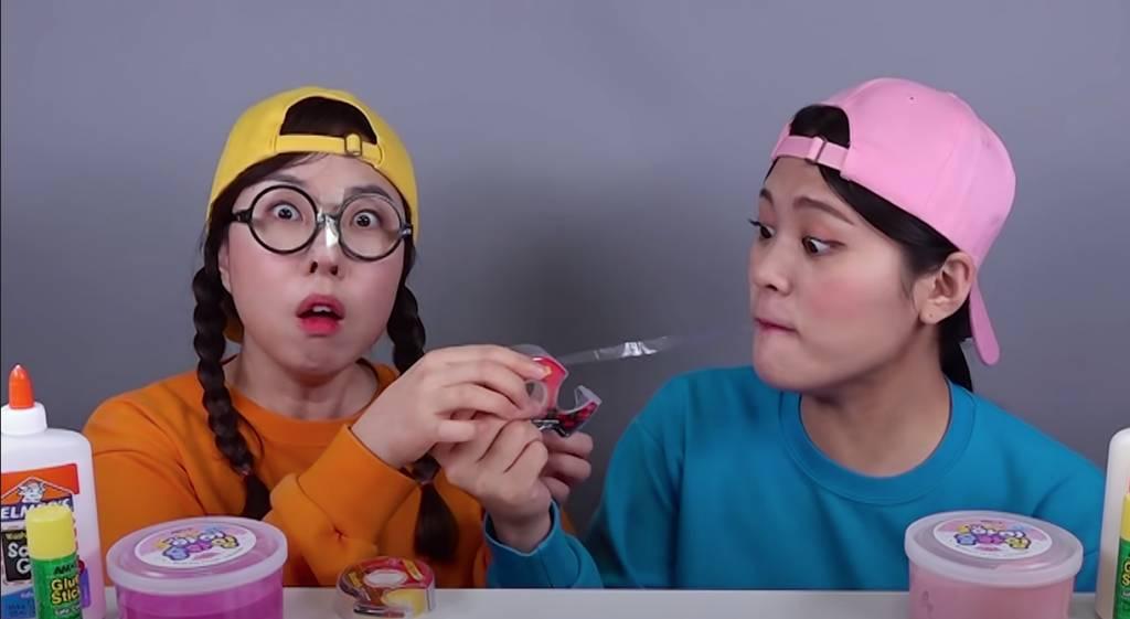 【網絡陷阱】兒童難以分辨膠紙定係食物。