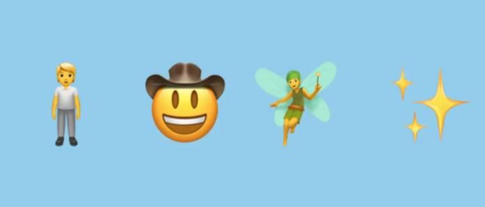 【emoji】「單人站立emoji」用嚟表示尷尬、無可奈何嘅情緒?(圖片來源:Emoji截圖)