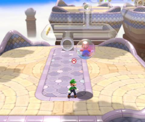 【Super Mario 3D World】技巧8