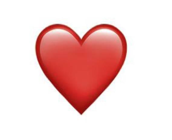 第3位:愛心(圖片來源:Adobe)