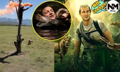 【野外求生預埋你:動物狂奔】蝴蝶效應 生定死由你決定《Animals on the Loose: A You vs Wild Movie》【You vs Wild】