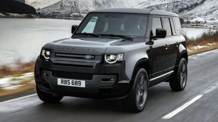 Land Rover全新黑魂版Defender V8