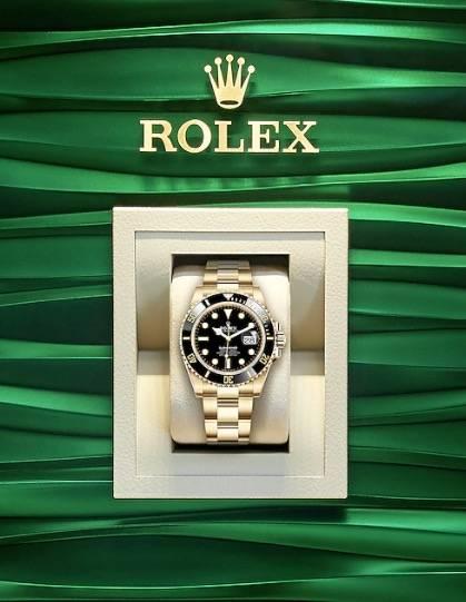 Rolex Submariner Ref.126618LN
