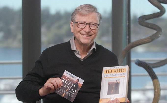 【Bill Gates】Bill Gates近日活躍在多個社交平台上。