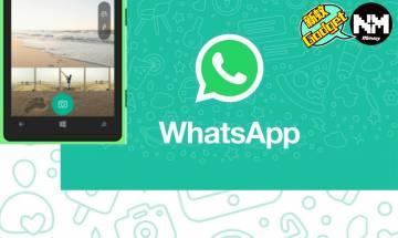 WhatsApp更新又推新功能 4步教你將影片聲音移除教學懶人包