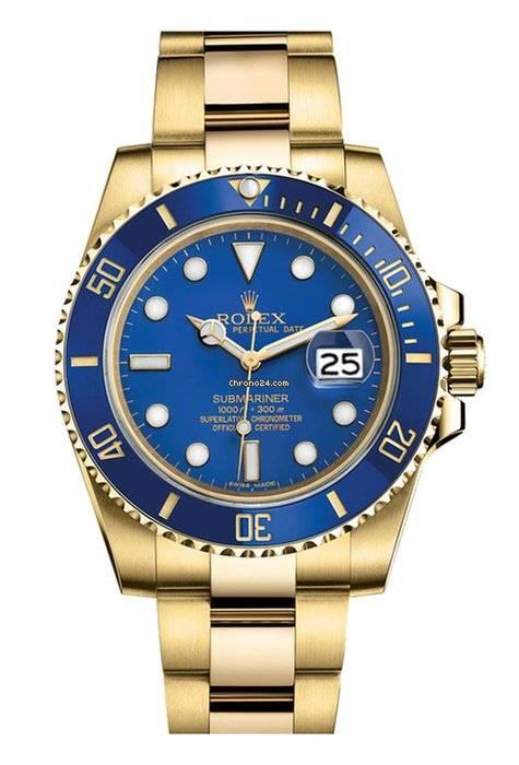 Rolex Submariner Ref.116618LB