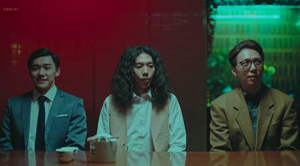 《豆花的故事》是由李健宏、陳子豐、達哥、唐浩然主演