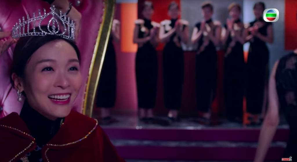 TVB新劇《愛美麗狂想曲》近日熱播,由陳豪、李佳芯擔正主演