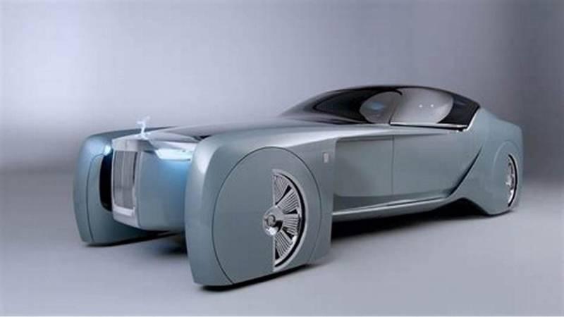 Rolls-Royce 103EX Vision 100 概念車