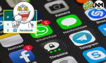 外媒爆料iOS私隱報告 咩APP收集最多個人資料 Facebook排第二??