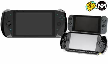 混合PSP同Switch「最強機體」? 騰訊新遊戲機漏咗最重要部份