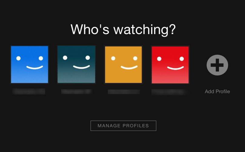 【Netflix】唔少用家都會嘗試分享帳號嚟節省訂購費用。
