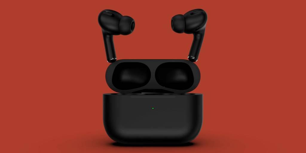 傅AirPods 3將推出黑色