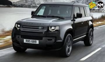 Land Rover Defender V8全新黑魂版 價錢正式發布