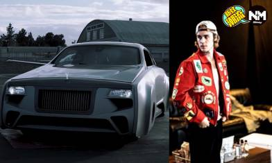Justin Bieber私人訂製勞斯萊斯Wraith 改造Rolls-Royce車款過程曝光