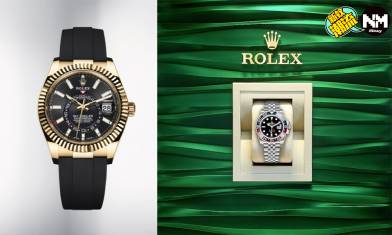 【Rolex百科全書】新手買Rolex要注意嘅事項 邊款勞力士手錶最保值?