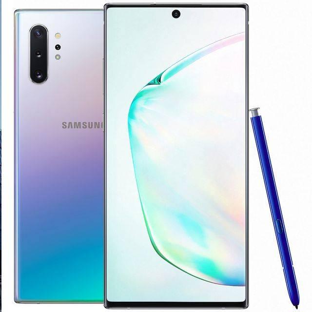 【財政預算案2021】Samsung Galaxy Note 10+(約,400)