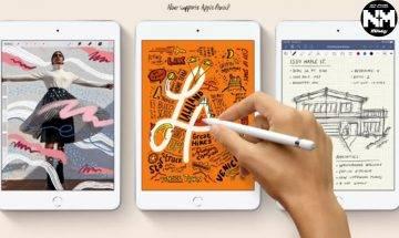 iPad mini 6發布日期、價格、規格!採用亮麗Mini-LED螢幕及Touch ID