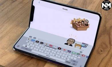 iPhone 8吋摺芒再有新消息!郭明錤爆料Apple新摺疊手機將在2023年發布!