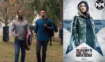 Marvel《飛隼與寒冬戰士》正式上線 時間定於《復4》後 有新演員加盟擔任新美隊!