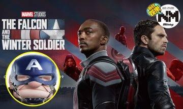 【飛隼與寒冬戰士】Marvel新美國隊長登場!粉絲兩大原因大叫不滿、引發#NotMyCap