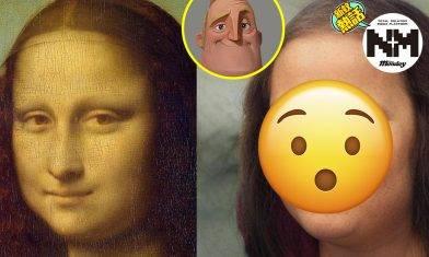 【名畫真人化】都係油畫好睇啲!AI藝術家重現蒙娜麗莎真實樣貌