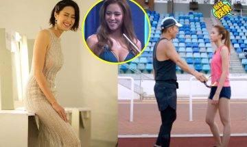 劉穎鏇《大步走》做第二女主角!健康運動LOOK示人 美好身材獲 網友讚:呢啲係model身型