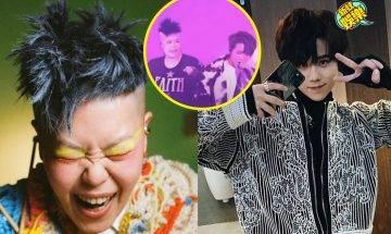 林二汶首次紅館個唱拖實姜濤:呢啲就係中女歌手嘅福利!最受歡迎男女歌手同台演唱