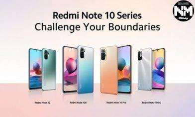 【小米Redmi Note 10國際版】Redmi Note 10 Pro搭配1億像素!低價中階手機最貴都只係港幣$2600有找?!