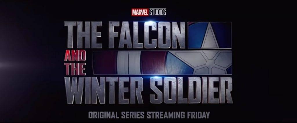 Marvel《飛隼與寒冬戰士》Logo