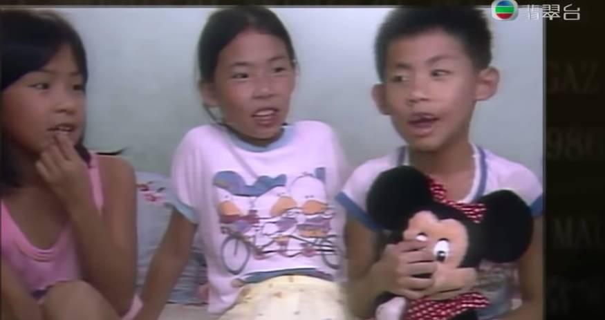 第一集主角是尋訪了一位名叫倩儀的「大家姐」,倩儀當年受訪時只有11歲