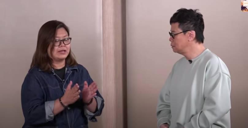 :花姐上陳志雲節目提到拍《全民造星》每集開廠前會哭 回憶剛入Viu向老細魯庭暉賣橋不過關
