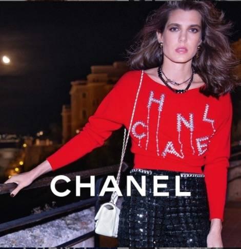 Chanel其代表性雙C商標早在1980年代沿用