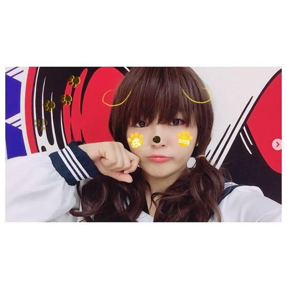 網民:根本就係整容級別!日本女諧星Hara嘅最強欺詐化妝術