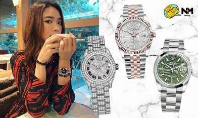 9大Rolex 2021新款女裝錶登場!5萬5入手保值勞力士:鑲鑽Day-Date 36、Lady-Datejust