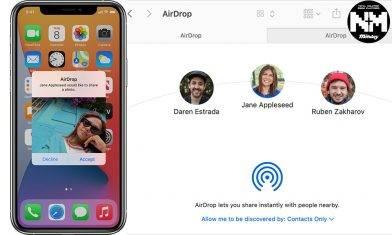 AirDrop有安全漏洞唔可以長開?!研究指:使用後不關等於讓駭客有機獲得其個人資料