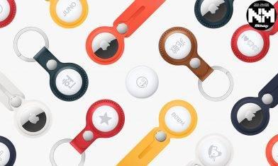 AirTag 7大功能及賣點 配Find My App遠距離尋失物So Easy+與Hermès聯乘推出皮革配件!