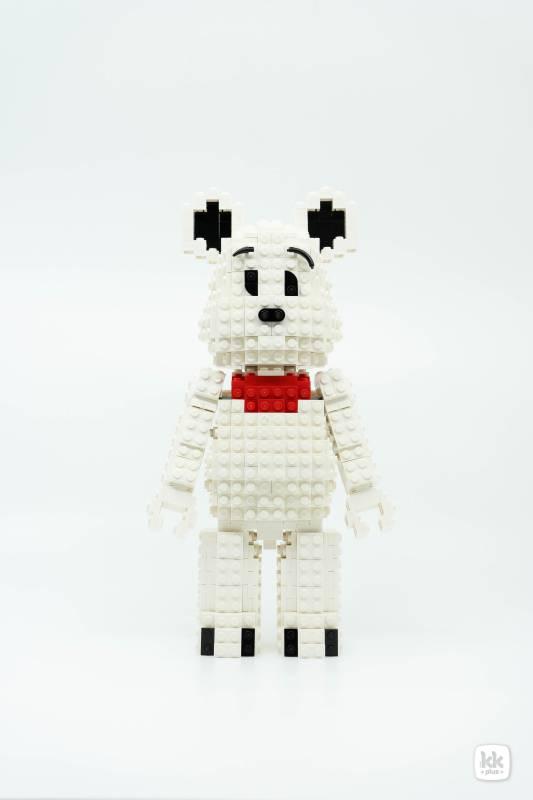 BEARBRICKK+VOL.1 – I AM A DOG(400%) HK